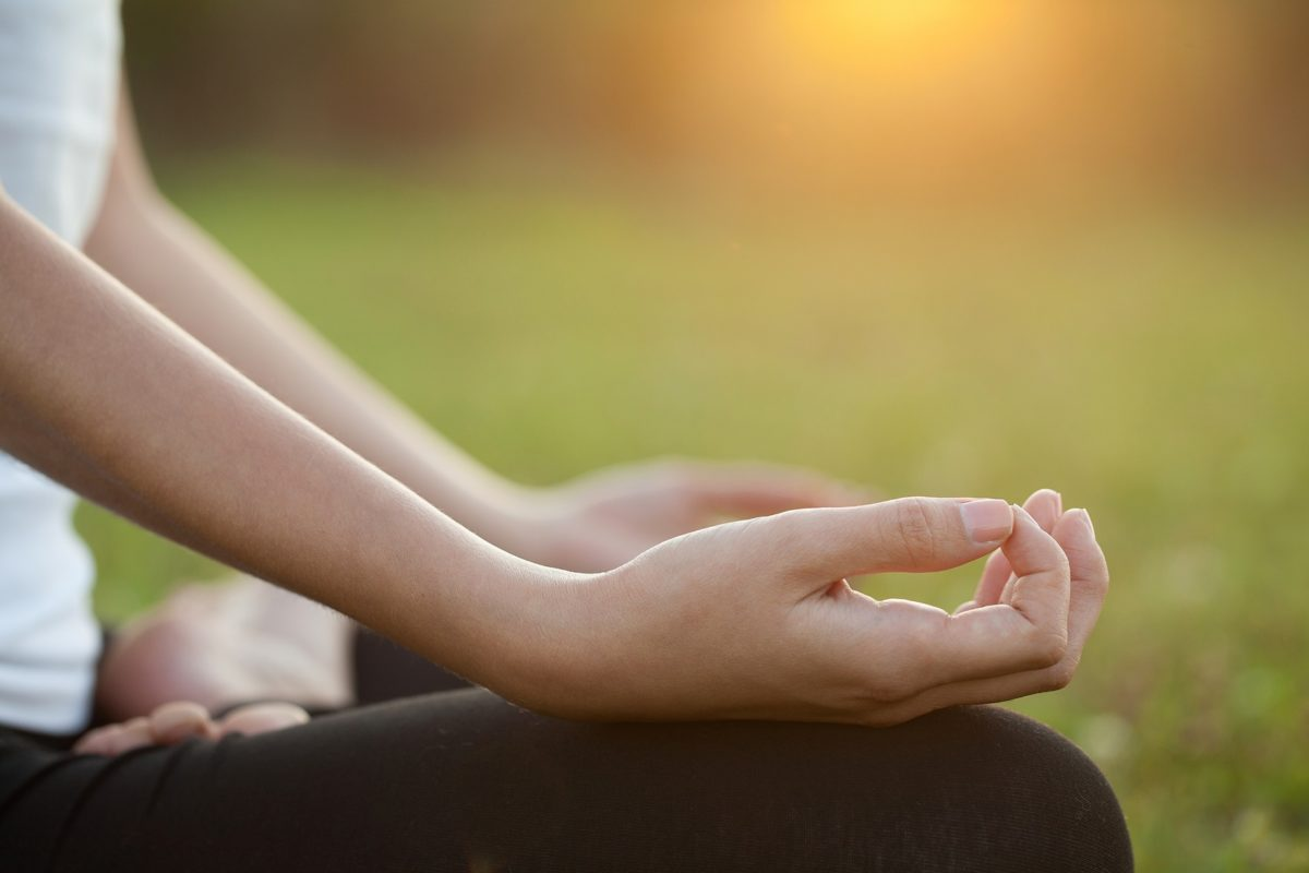Let Go: A Course in Meditation